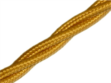 Ретро провод Золотой Villaris