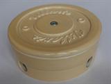 Распаячная коробка Песочная D90 Villaris