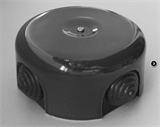 Распаячная коробка Черная Retrika