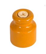 Изолятор фарфоровый золото мезонин