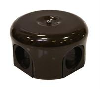 Распаечная коробка коричневая D-78 Lindas