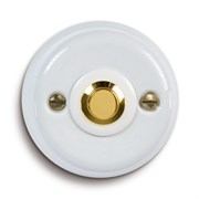 Кнопка латунная 2А 48V