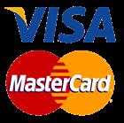 Принимаем к оплате банковские карты!