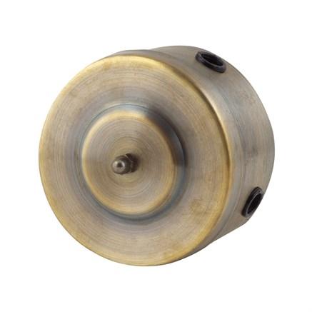 Коробка распределительная ретро, Бронза, VINTAGE Metal М1-25-21
