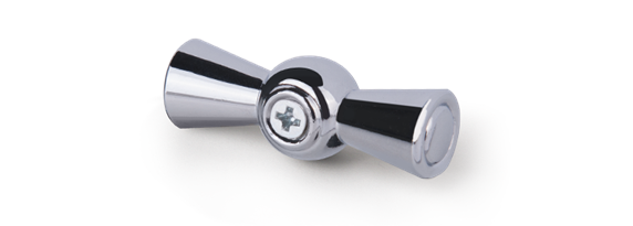 Ручка  выключателя 2 шт. (хром) Ретро WL18-20-01 - фото 11432