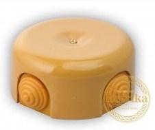 Распаячная коробка Золото D-90 Retrika RR-09002