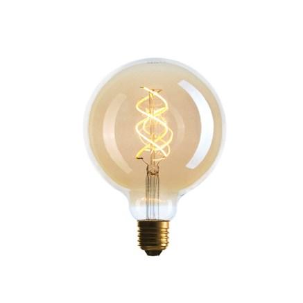 Лампа светодиодная G125LED 5W SF-8, Golden, Sun-Lumen 056-946
