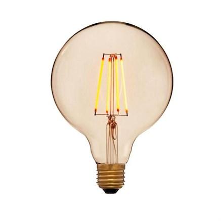Лампа светодиодная G125 2C4, Sun-lumen 056-793