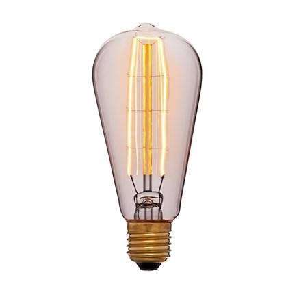Ретро лампочка ST58, Sun-Lumen 053-563