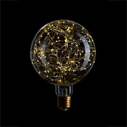Светодиодная ретро лампочка G200, Sun-Lumen 057-035