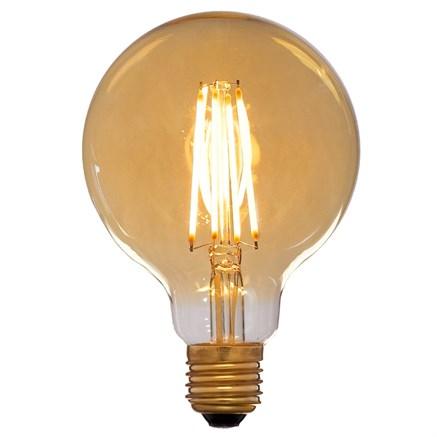Светодиодная ретро лампочка G95, Sun-Lumen 057-158