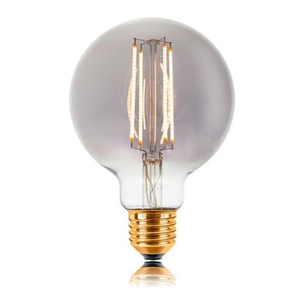 Ретро лампочка светодиодная G95 LED Sun-lumen 057-325