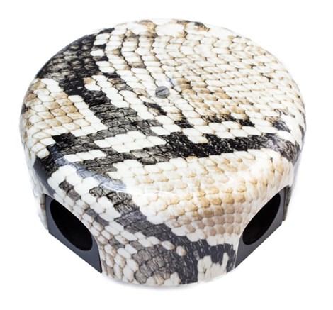 Распределительная коробка пластиковая 110 мм , Королевская кобра, Bironi B1-522-12