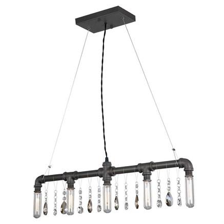 Подвесной светильник Lussole Loft 9 LSP-9375 - фото 25001