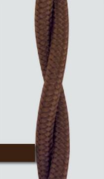 Коаксиальный кабель( 75 ОМ), двойной, Коричневый BIRONI - фото 4719