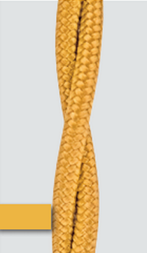 Коаксиальный кабель( 75 ОМ), двойной, Золото BIRONI - фото 4723