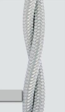 Коаксиальный кабель( 75 ОМ), двойной, Серебро BIRONI - фото 4725