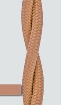 Коаксиальный кабель( 75 ОМ), двойной, Капучино BIRONI - фото 4729