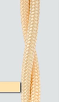 Коаксиальный кабель( 75 ОМ), двойной, Песочное золото BIRONI - фото 4733