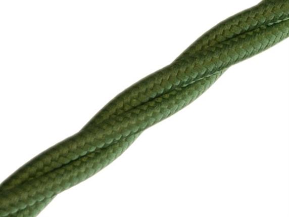 Ретро провод Зеленый Villaris - фото 5201