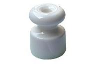 Изолятор керамический Белый Villaris - фото 5206
