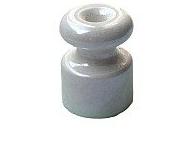 Изолятор керамический Перламутровый Белый Villaris - фото 5218