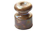 Изолятор керамический Перламутровый Коричневый Villaris - фото 5220