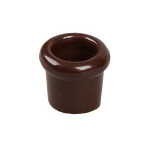 Втулка керамическая коричневая Salvador - фото 5501