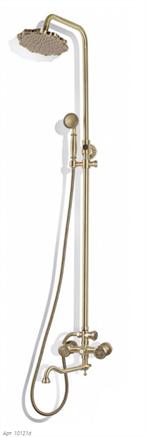 Душевая система бронза 10121d Bronze de Luxe - фото 5629
