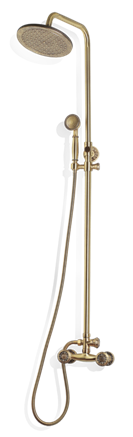 Душевая система бронза без излива 10118 Bronze de Luxe - фото 5636