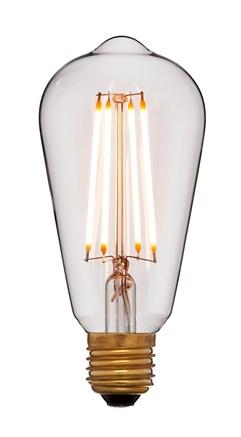 Лампа светодиодная ST64 2C4+