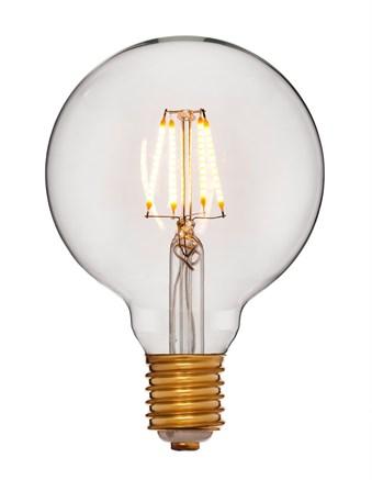 Лампа светодиодная G95 2C4, Sun-lumen 056-779a