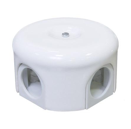 Распаечная коробка белая D-78 Lindas