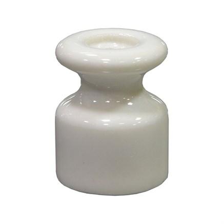 Керамический изолятор Белый Lindas - фото 7335