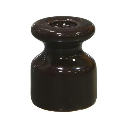 Керамический изолятор Коричневый Lindas - фото 7337