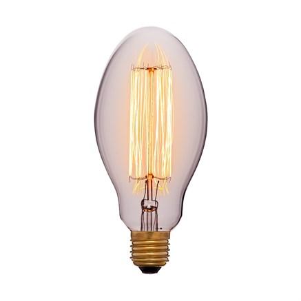 Лампа прозрачная E75 F2 60W, Sun-Lumen 053-419