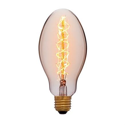 Лампа тонированная E75 F5 40W, Sun-lumen 052-054