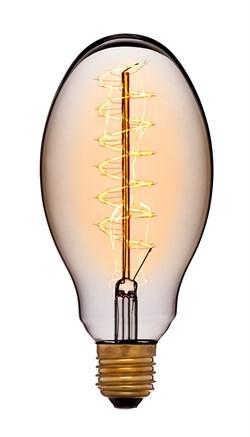 Лампа прозрачная E75 F5+ 60W, Sun-lumen 053-686