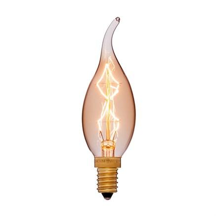 Лампа тонированная С35 F7