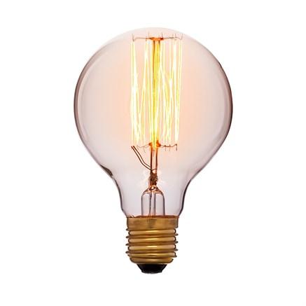 Лампа тонированная G80 F2 40Вт, Sun-Lumen 051-972a