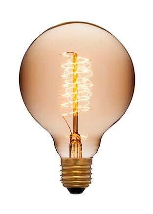 Лампа тонированная G95 F5+ 40Вт, Sun-lumen 053-655