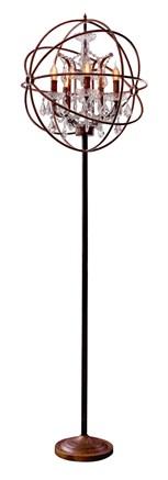 Торшер напольный Crystal Orb LOFT1897F - фото 7701