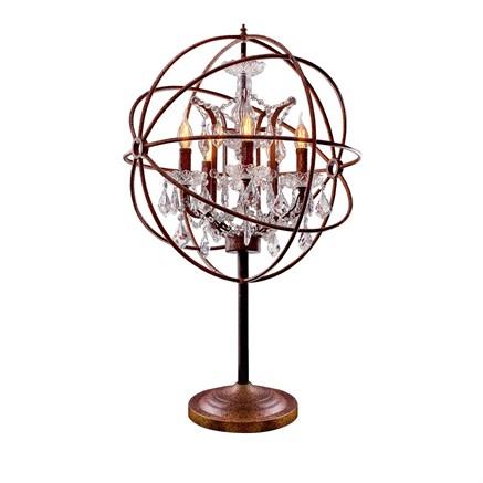 Настольная лампа Crystal Orb LOFT1897T - фото 7703