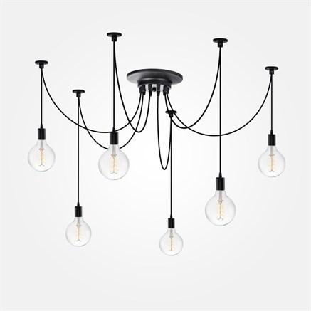 Люстра Паук  6 ламп