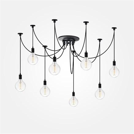 Люстра Паук  8 ламп