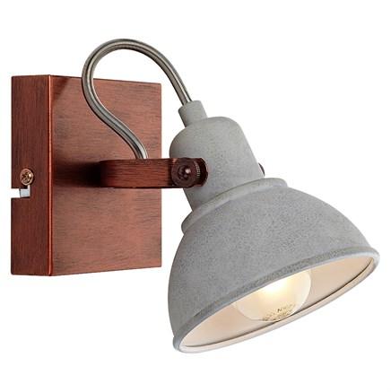 Настенный спот Lussole Loft LSP-9828