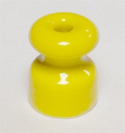 Изолятор Желтый керамический