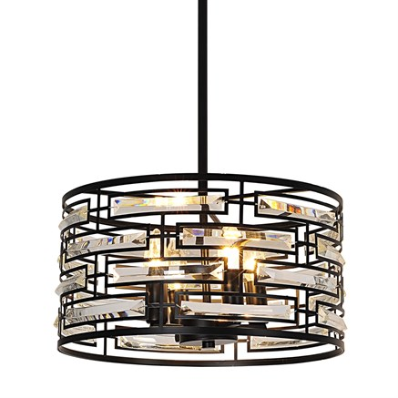 Подвесной светильник Lussole LSP-9935 - фото 9074