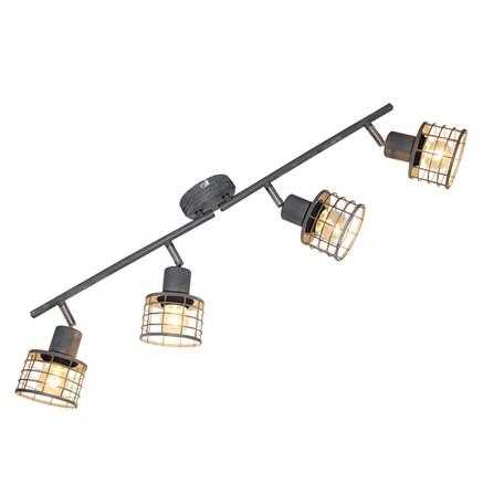 Потолочный спот Lussole Loft LSP-9970