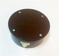 Распределительная коробка  ABS - пластик, Коричневая
